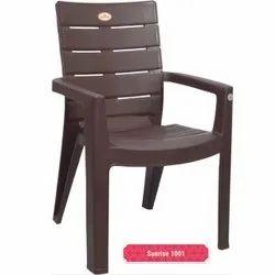 High Back Plastic Chair