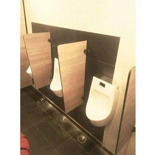 Modular Urinal Partition