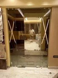 Toughened Glass Work For Office Purpose
