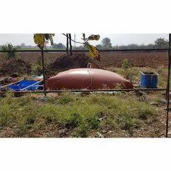 Portable Digester Cum Biogas Storage Tank