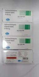 Hydroxychloroquine Sulphate Tablets 400Mg