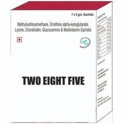 Methylsulfonylmethane Ornithine Alpha Ketoglutarate Lysine Chondroitin Glucosamine & Multivitamin