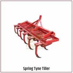Spring Tine Tiller, Power: 20-40 hp, Trailer