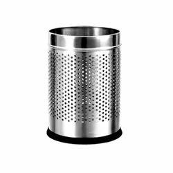 Stainless Steel Round Dust Bin