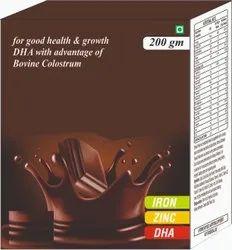 DHA With Advantage Of Bovine Colostrum