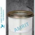 Step Down Pushfit Dust Collector Filter Cartridge