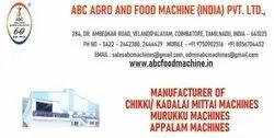 Kadalai Mittai Making Machine