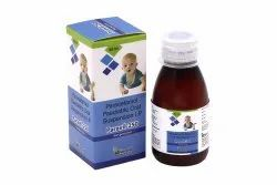 Paracetamol  250 Mg Suspension