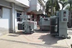 Copper Wound Transformer with Built HT Stabilizer