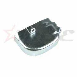 Vespa PX LML Selector Bracket Cover - Reference Part Number - 138865