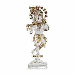 Religious Crystal God Statue