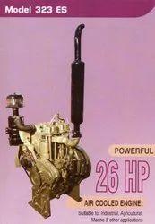 Eicher 26hp Air Cooled Diesel Engine