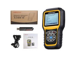 OBDSTAR X300M Special For Odometer Adjustment And OBDII