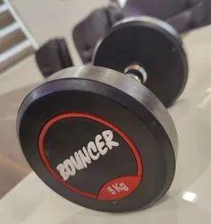 Rubber Coated Bouncer Dumbbells