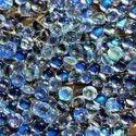 Rainbow Moonstone Cabochon, Eye Clean Moonstone Gemstone