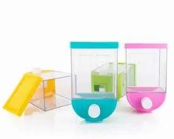 Push Button Storage Container(1100 ml)