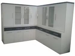 White Iron Steel Cupboard, For Home