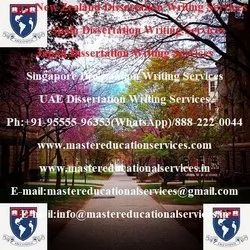 Canada MBA Thesis Writing Services