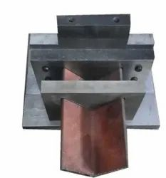 Angle Cutting Die, 55 Hrc