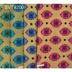 Vintage Printed Cotton Fabric