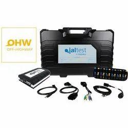 Jaltest Scanner for Earthmoving Equipments