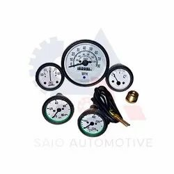 Gauges Kit Speedometer MPH KPH Gauge For Willys MB Ford GPW CJ3D CJ-2A Auto Spare Parts Jeep Body