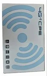 Wireless or Wi-Fi White Jio Router WiFi 4G Device Dongle
