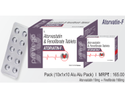 Atorvastatin and Fenofibrate Tablets IP