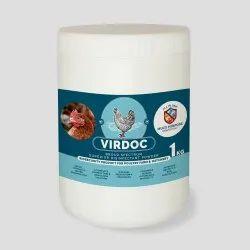Virdoc Poultry-Poultry E Coli CRD Control Medicine