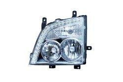 Bharat Benz Trucks Head Lights