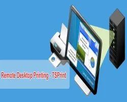 Remote Desktop TSPrint Services, in Pan India