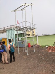 Galvanized Steel Structure for Water Tank