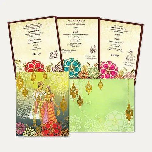 invitation cards designing services in india