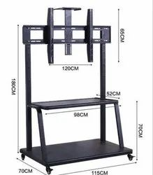 Mobile Stand for Interactive Panel Display & TVs
