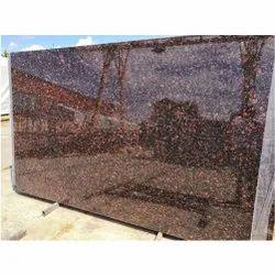 Polished Tan Brown Granite Slabs, Flooring, Thickness: 20 mm