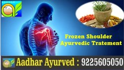 Unisex Frozen Shoulder Treatment Service