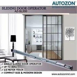Motorized Sliding Doors
