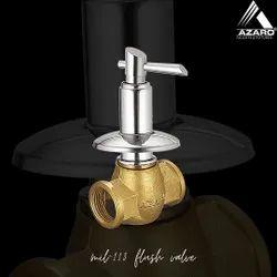 Brass Flush Cock Azaro Milano