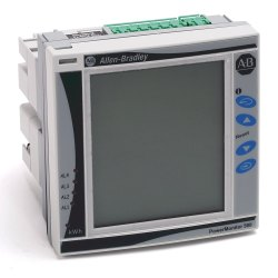 Single Allen Bradley 1420-V2-ENT Energy Meter, For Industrial, 690 V