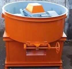 Fly Ash Bricks Pan Mixer Machine