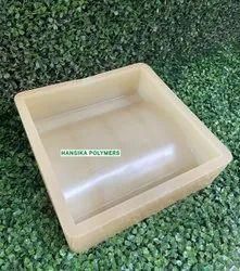 PVC Saucer Drain Mold