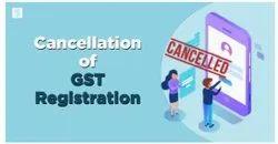 GST Cancellation Registration Service
