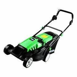 Electric Lawn Mower Powered By Induction Motor