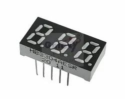 0.3 inch 3 Digit Seven Segment Display