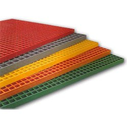 FRP Walkway Moulded Grating