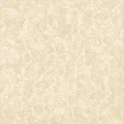 Glossy Square Beige Ceramic Wall Tiles, Thickness: 9mm
