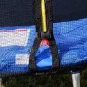 Toy Park 12Ft. Colourful Premium Enclosed Trampoline (PI 563)