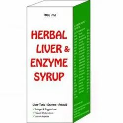 Herbal Liver & Enzyme Syrup