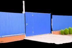 Mild Steel Warehouse Gate, For Warehouses