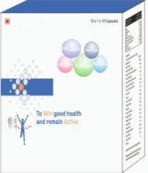 Methylcobalamin, Amino Acid, Antioxidants, Multivitamin, Multiminerals Capsules